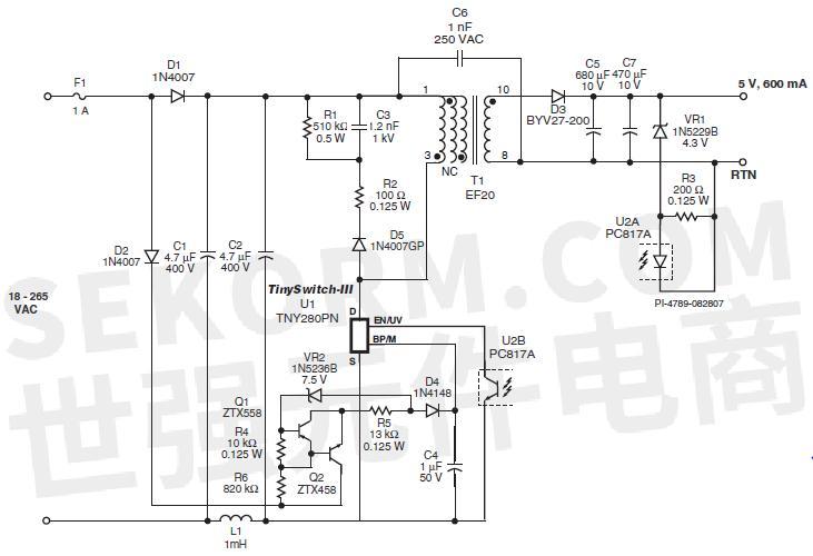 电路 电路图 电子 户型 户型图 平面图 原理图 731_500