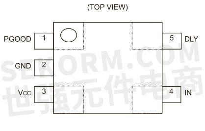 【产品】1ch电压检测器ic bd4142hfv,延迟时间可自由设置
