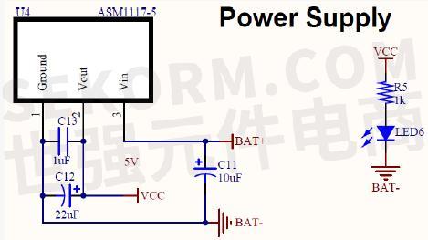 由于需要驱动线圈和电流放大等需求,对电路的电流要求较大,所以选择能