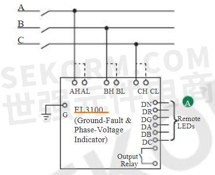el3100简化电路图