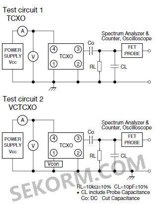 图四:kt1612 测试电路图