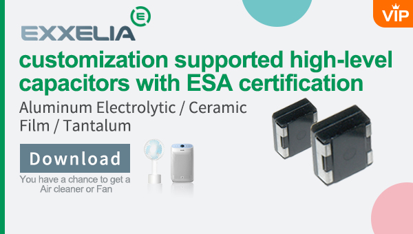 customization supported high-level capacitors with