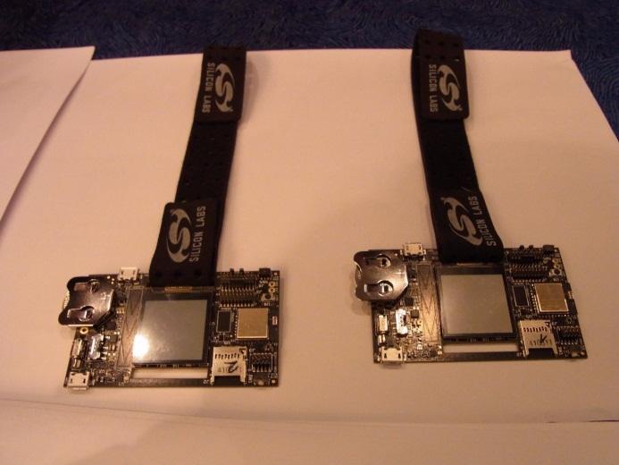 Thunderboard Wear开发板将是打造下世代智能手表的最佳途径