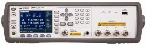 E4980A 精密 LCR 表